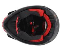 Image 3 for Bell Transfer-9 Full Face Mens Helmet (Black/Red) (S)