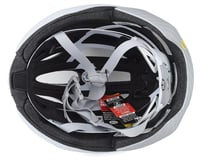 Image 3 for Bell Z20 MIPS Road Helmet (Silver/White) (S)