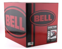 Image 4 for Bell Sanction Helmet (Crimson/Slate/Dark Grey) (XS)