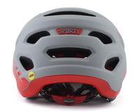Image 2 for Bell 4Forty MIPS Mountain Bike Helmet (Grey/Crimson) (M)