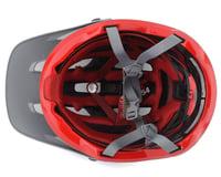 Image 3 for Bell 4Forty MIPS Mountain Bike Helmet (Grey/Crimson) (L)