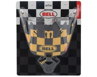Image 2 for Bell Full-9 Replacement Visor Combo (Yellow/Black)