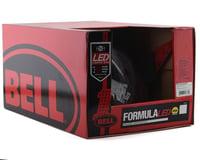 Image 5 for Bell Formula LED MIPS Road Helmet (Black Ghost) (L)