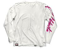 Image 1 for Bell Vintage Moto Long Sleeve T-Shirt (White) (L)