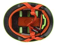 Image 3 for Bell Span Kid's Helmet (Matte Bright Green) (XS)