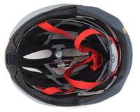 Image 3 for Bell Z20 MIPS Road Helmet (Grey/Crimson) (L)