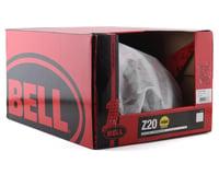 Image 4 for Bell Z20 MIPS Road Helmet (Grey/Crimson) (L)