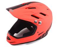 SCRATCH & DENT: Bell Sanction Helmet (Orange/Black) (M)