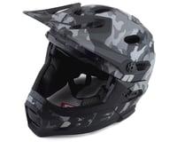 Bell Super DH MIPS Helmet (Black Camo)