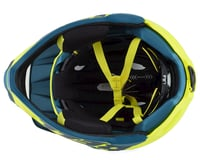 Image 3 for Bell Super DH MIPS Helmet (Blue/Hi Viz)