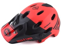 Image 4 for Bell Super DH MIPS Helmet (Fathouse Red/Black) (S)