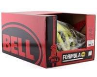 Image 4 for Bell Formula MIPS Road Helmet (Hi Viz/Blue) (S)