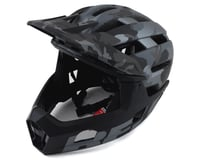 Bell Super Air R MIPS Helmet (Black Camo)