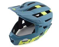 Bell Super Air R MIPS Helmet (Blue/Hi Viz)