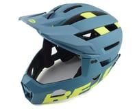 Image 1 for Bell Super Air R MIPS Helmet (Blue/Hi Viz) (L)