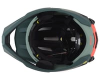 Image 3 for Bell Super Air R MIPS Helmet (Green/Infrared) (M)