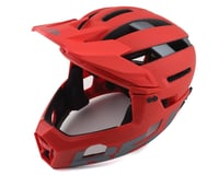 Bell Super Air R MIPS Helmet (Red/Grey)