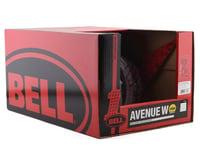 Image 4 for Bell Avenue MIPS Women's Helmet (White/Purple) (Universal Women's)