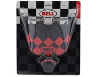 Image 2 for Bell Full-9 Replacement Visor Combo (Matte Red/Black)