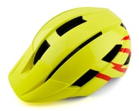 Bell Sidetrack II Kids Helmet (Hi Viz/Red)