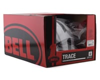 Image 4 for Bell Trace Helmet (Matte White/Silver) (Universal Adult)