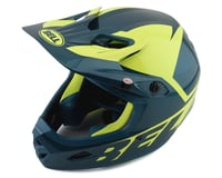 Bell Transfer Full Face Helmet (Blue/HiViz)