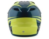 Image 2 for Bell Transfer Full Face Helmet (Blue/HiViz) (S)