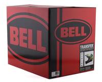 Image 4 for Bell Transfer Full Face Helmet (Blue/HiViz) (M)