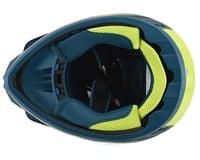 Image 3 for Bell Transfer Full Face Helmet (Blue/HiViz) (L)