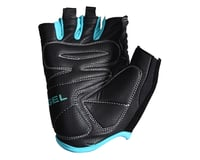 Image 2 for Bellwether Women's Gel Supreme Cycling Gloves (Black/Aqua) (M)