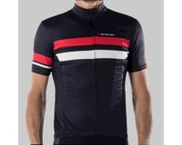 Image 2 for Bellwether Edge Cycling Jersey (Black/Red/White) (S)