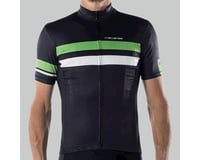 Image 1 for Bellwether Edge Cycling Jersey (Black/Citrus/White)