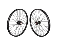 "Black Ops DW1.1 24"" Wheel Set (Black) (3/8"" Axle)"