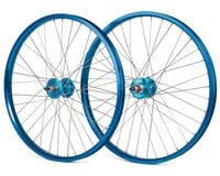 "Black Ops DW1.1 24"" Wheels (Blue/Silver/Blue)"