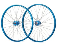 "Black Ops DW1.1 26"" Wheels (Blue/Silver/Blue)"