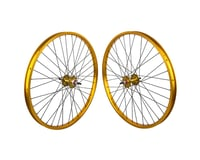 "Black Ops DW1.1 26"" Wheels (Gold/Black/Gold)"