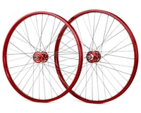 "Black Ops DW1.1 26"" Wheels (Red/Silver/Red)"