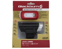 Image 4 for Blackburn Local 75 (Front) and Local 20 (Rear) Combo Light Set