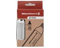 Image 2 for Blackburn Co2 Threaded Cartridges (3 Pack) (25g)