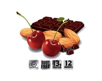 Image 3 for Bonk Breaker Protein Energy Bar (Almond Cherry Chunk) (12)