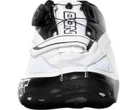 Image 4 for Bont Blitz Cycling Road Shoe (White/Black) (36)