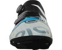 Image 6 for Bont Riot Road Cycling Shoe (Pearl White/Black) (43)