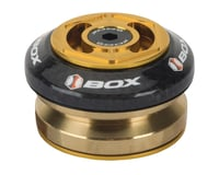 Box One Carbon Integrated Headset (Gold)