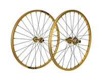 Box Mini Cassette Wheels (Gold) (28 Hole)