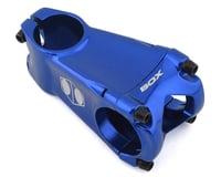 Box Cusp Stem (Blue) (35mm Clamp)