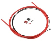 Box Components Concentric Nano Alloy Linear Cable Housing (Red)
