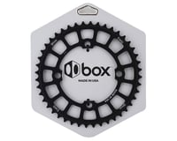 Box One Chainring 7075 Hardcoat 44T (Black)
