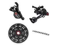 Box Two Prime 9 Groupset (9 Speed) (Single Shift) (E-Bike) (11-50T)