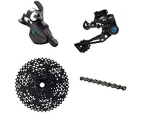 Box Three Prime 9 Groupset (9 Speed) (Wide Cage) (Multi Shift) (11-46T)