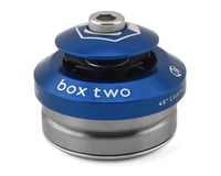 "Box Two Alloy Sealed Integrated Headset (1"") (Blue)"